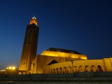 Missions sur Casablanca